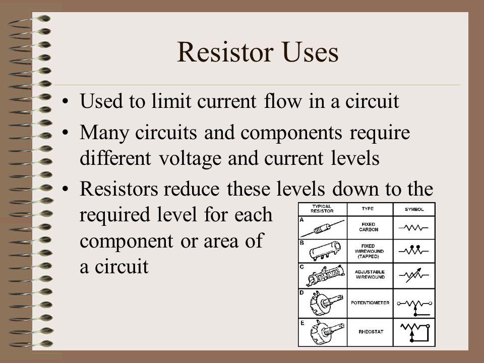 resistors electronics 1 cvhs ppt video online download