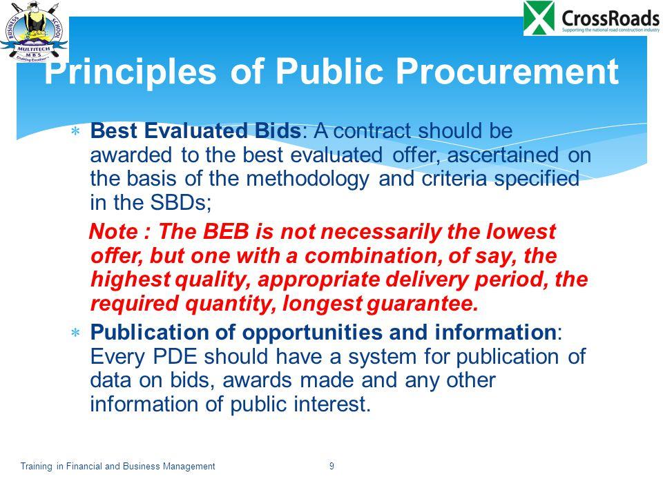 Procurment Data Acquisition Principles : Introduction to public procurement ppt video online download
