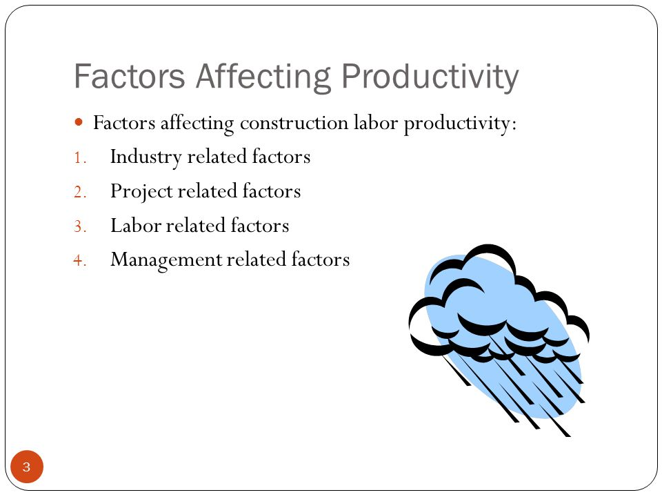 labour productivity in construction pdf