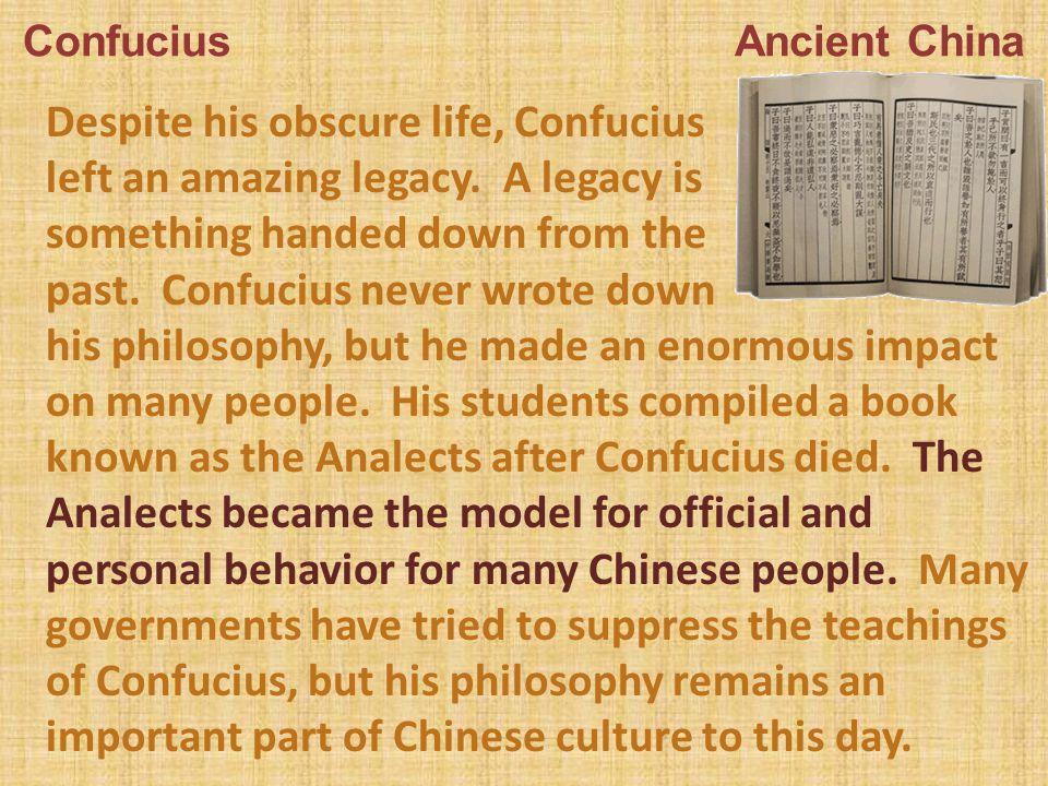 the teachings of confucius pdf