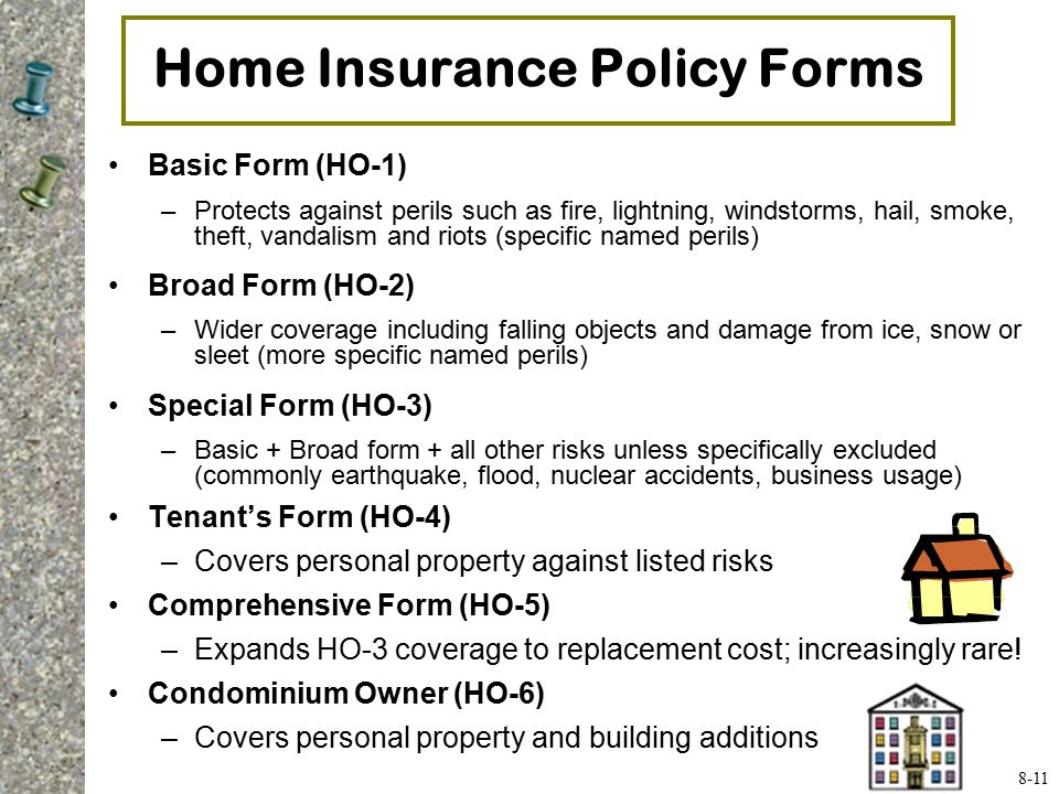 8 Home and Automobile Insurance - ppt video online download