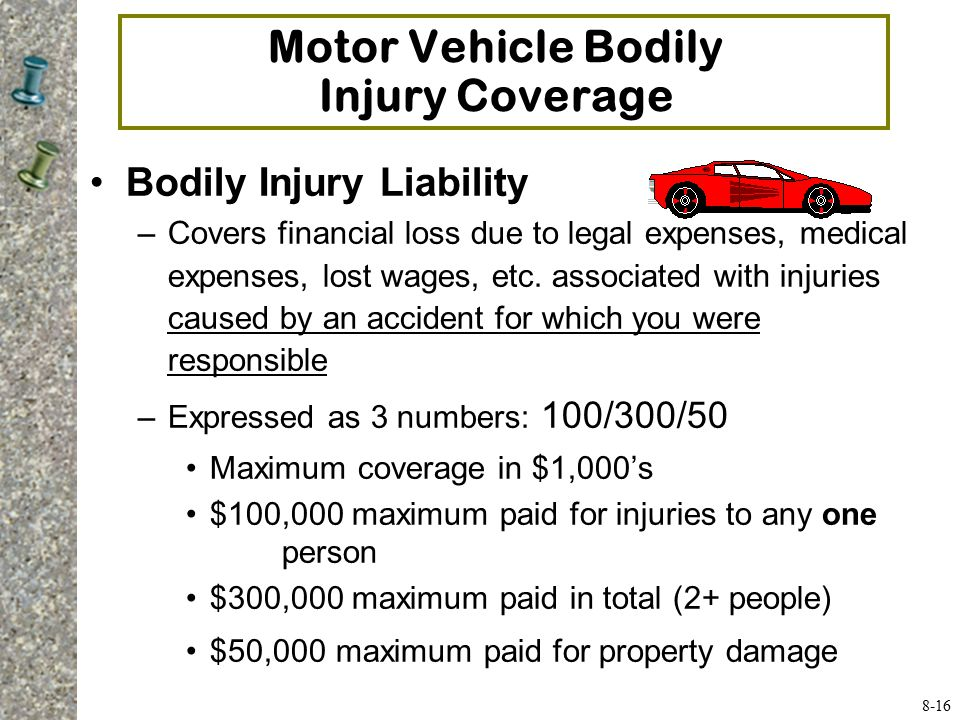 8 home and automobile insurance ppt video online download Motor vehicle injuries