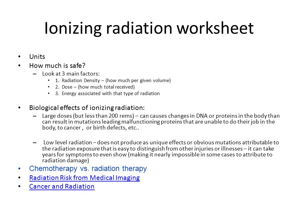 NUCLEAR CHEMISTRY ppt video online download – Nuclear Radiation Worksheet