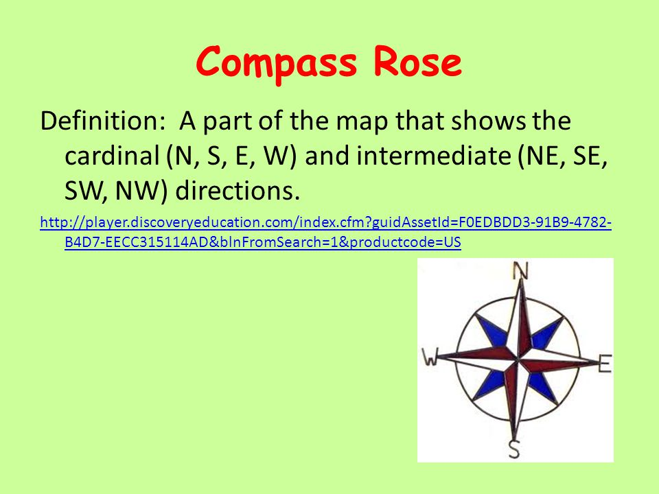 Maps Maps More Ppt Video Online Download - Us map with compass
