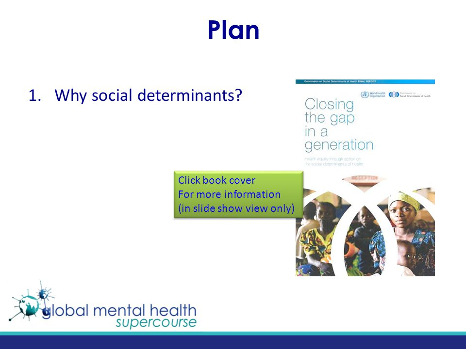 social determinants of health book pdf