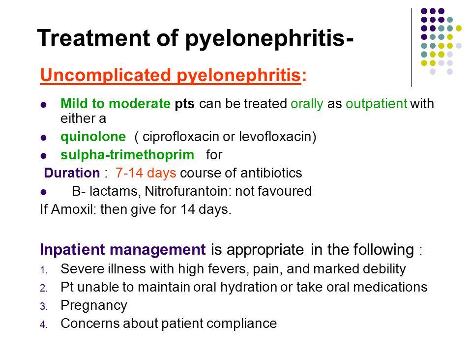 Trimethoprim Antibiotics For Cystitis