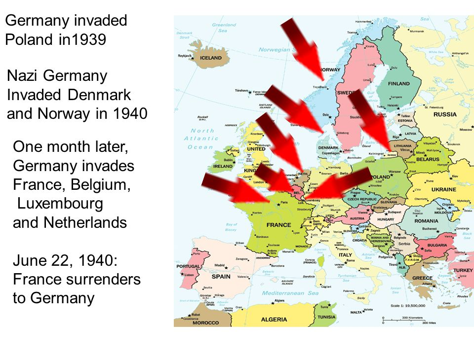 June 22, 1940: France surrenders to Germany