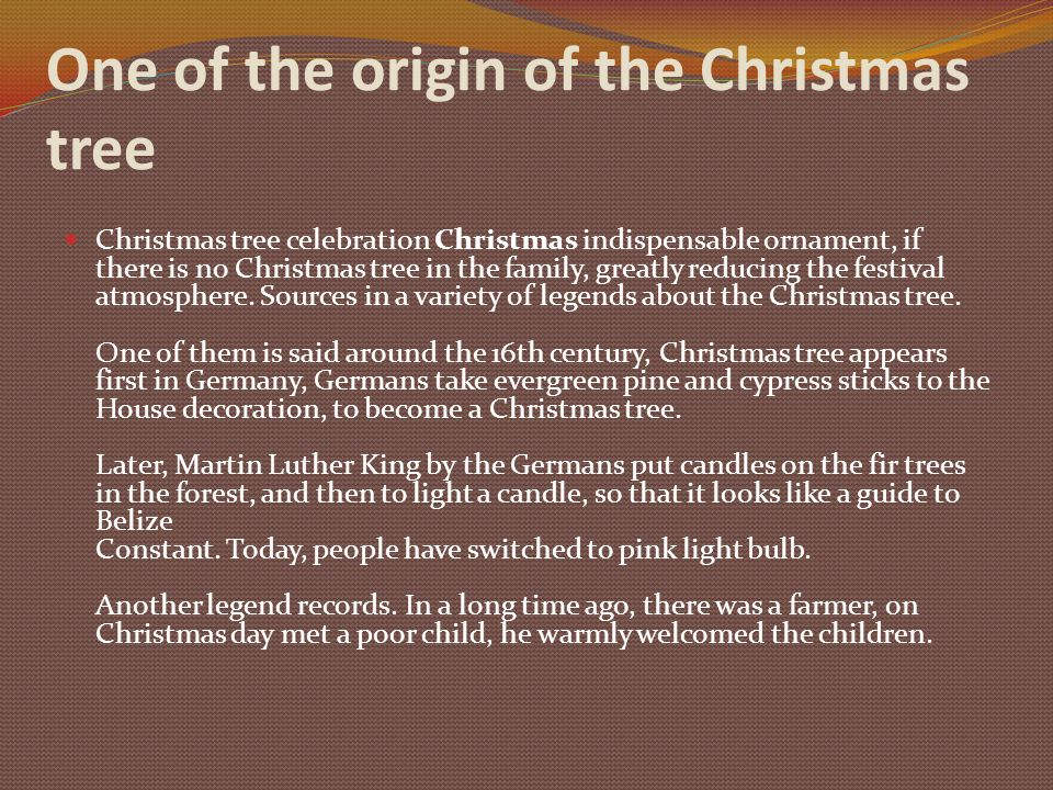 Martin luther christmas tree christmas cards for How did the christmas tree come about