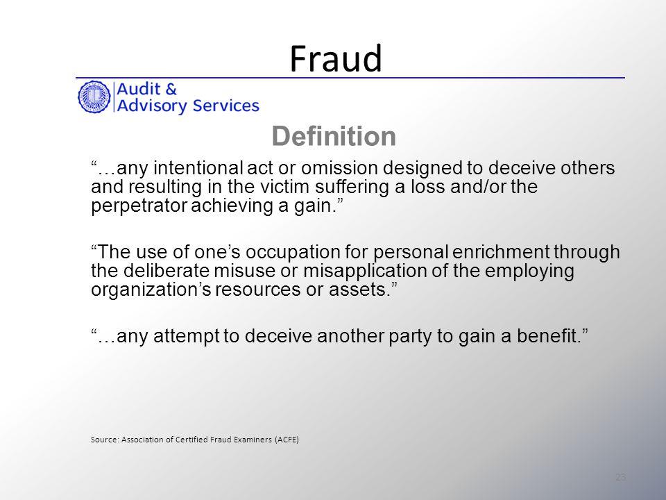Marvelous 23 Fraud Definition U201cu2026 ...