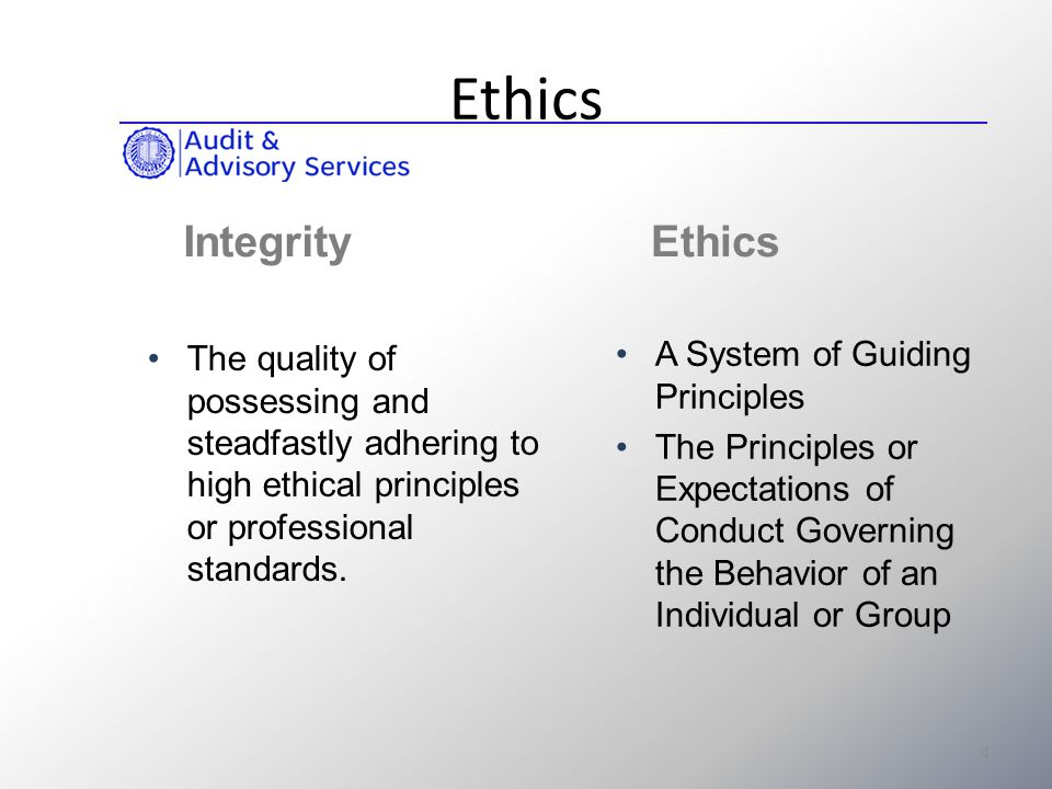 ethics audit questions Questionnaire included 37 questions distributed to a sample of auditors practitioners of the audit profession and numbered (59) auditors, have been recovered, (54) of them were collected, underwent all the analysis, one sample t-  2- recognizing the important aspects of auditing ethics by reviewing the literature of the study in the light of.