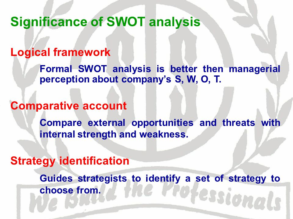 Microsoft Corporation's SWOT Analysis & Recommendations