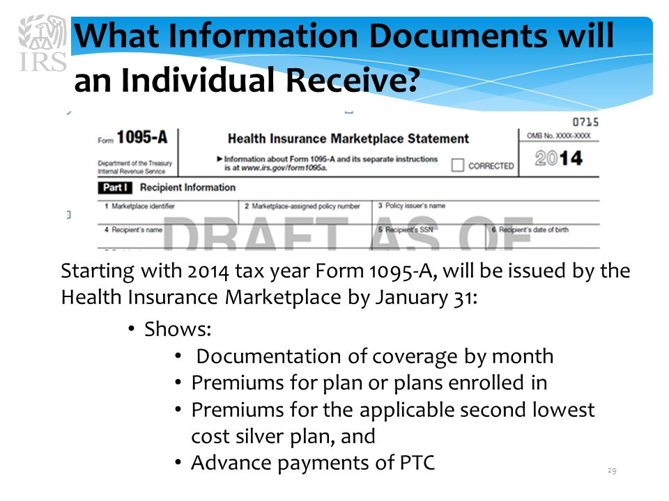 Reporting Health Insurance Coverage for Individuals and Families ...