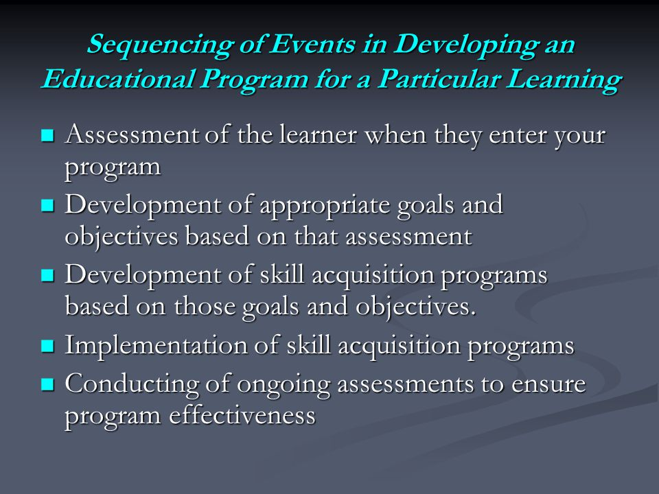 ongoing assessment in developing meaning curriculum Standing—though they may well evolve over the course of the performance,   criteria for ongoing assessment: teacher and students co-develop the criteria.