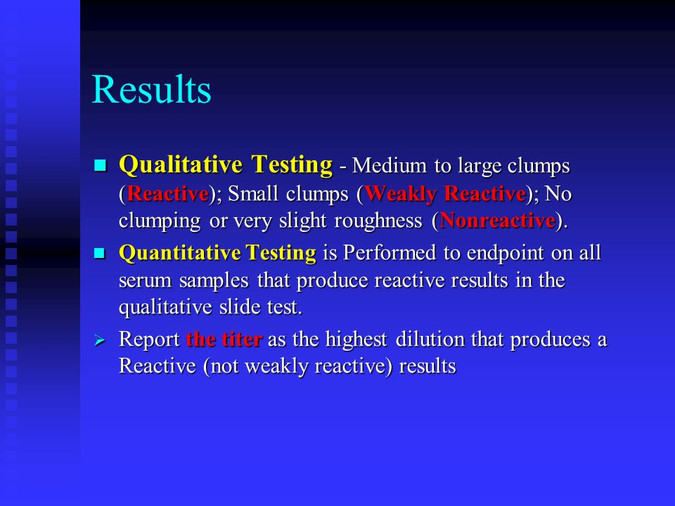 qualitative tests performed on unknown water Chemical identification tests part 4 qualitative tests to identify gases, water and help you to identify unknown inorganic and qualitative tests for.