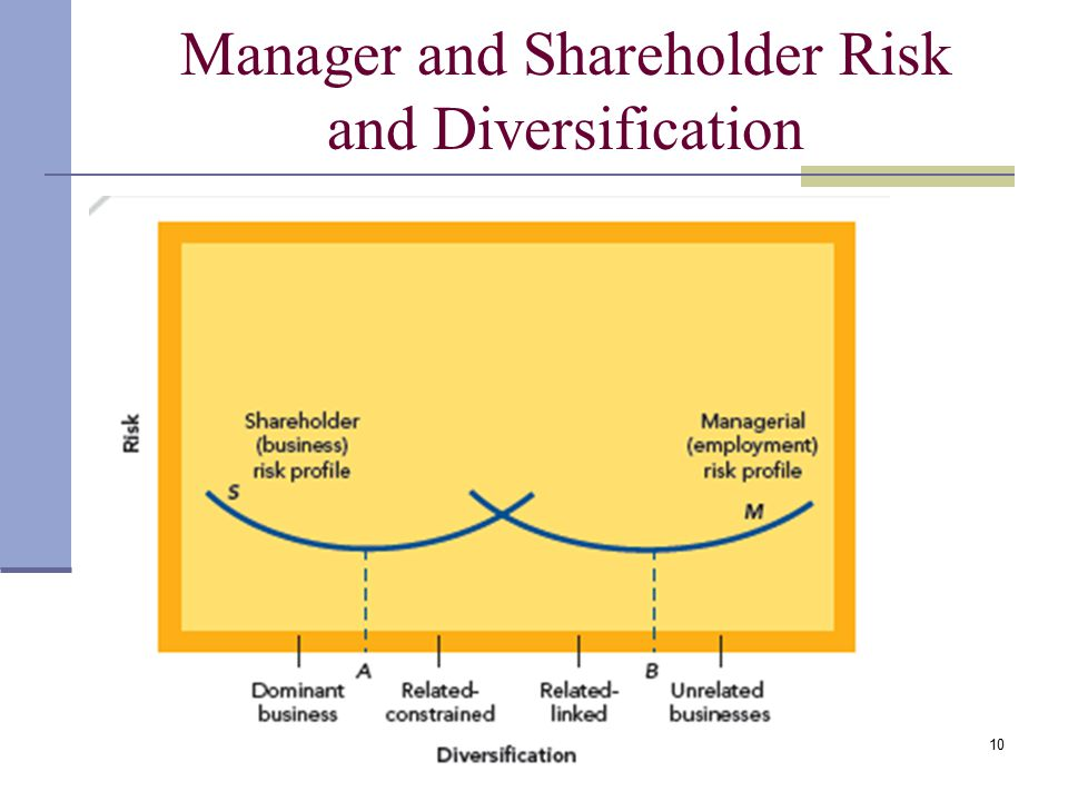 shareholder risk With shareholder litigation so prevalent, corporate management and risk managers must prepare for the inevitable costs of litigation by shaping the rules of the game, companies have at their disposal additional risk management tools that have the potential to greatly reduce costs and deter unnecessary litigation.