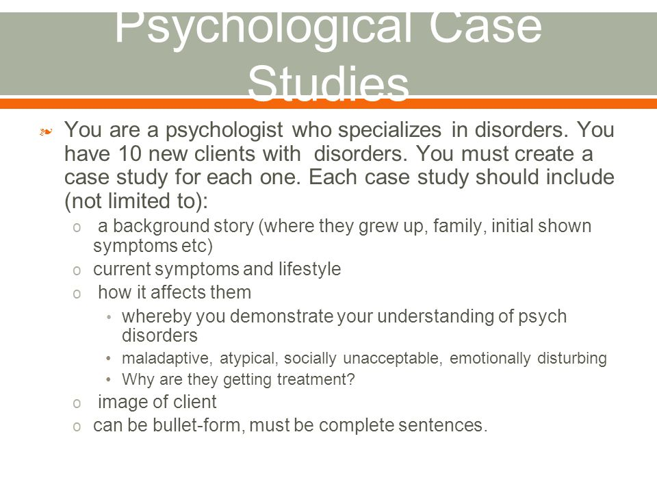 psychological case study template - essays writers illinois valley container case study