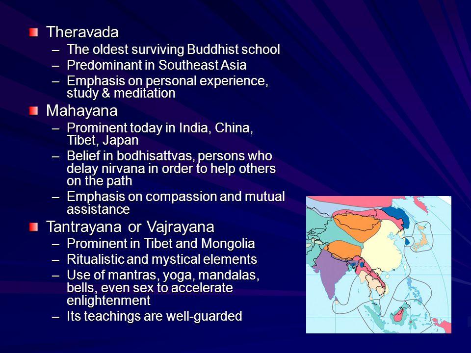 Tantrayana or Vajrayana