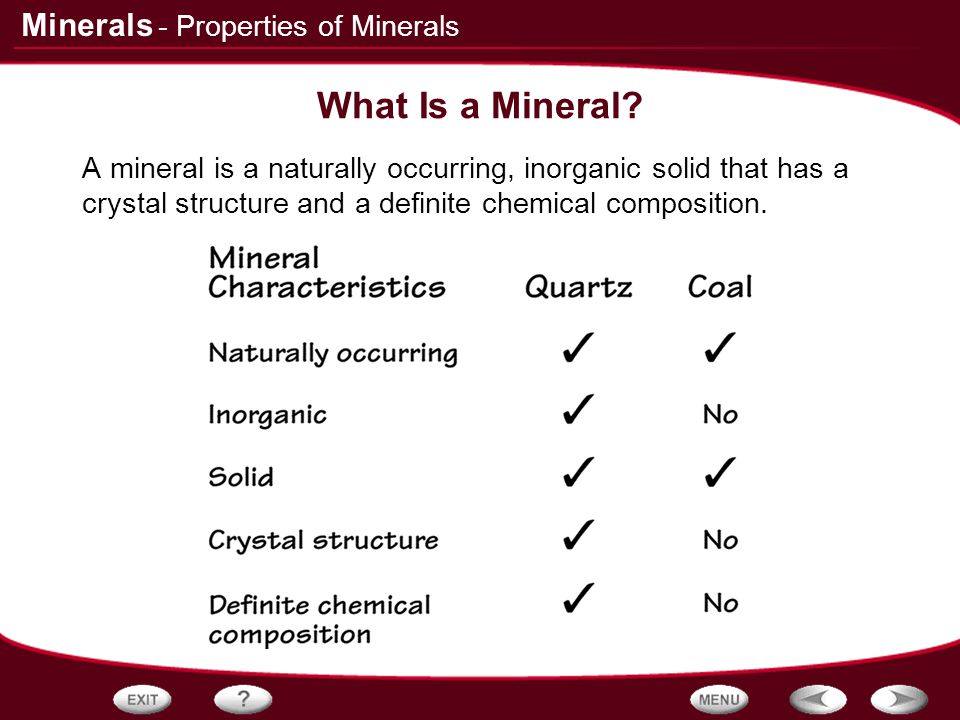 the form and structure of minerals This guidance note is aimed at professionals in the field of negotiations for rights to minerals.