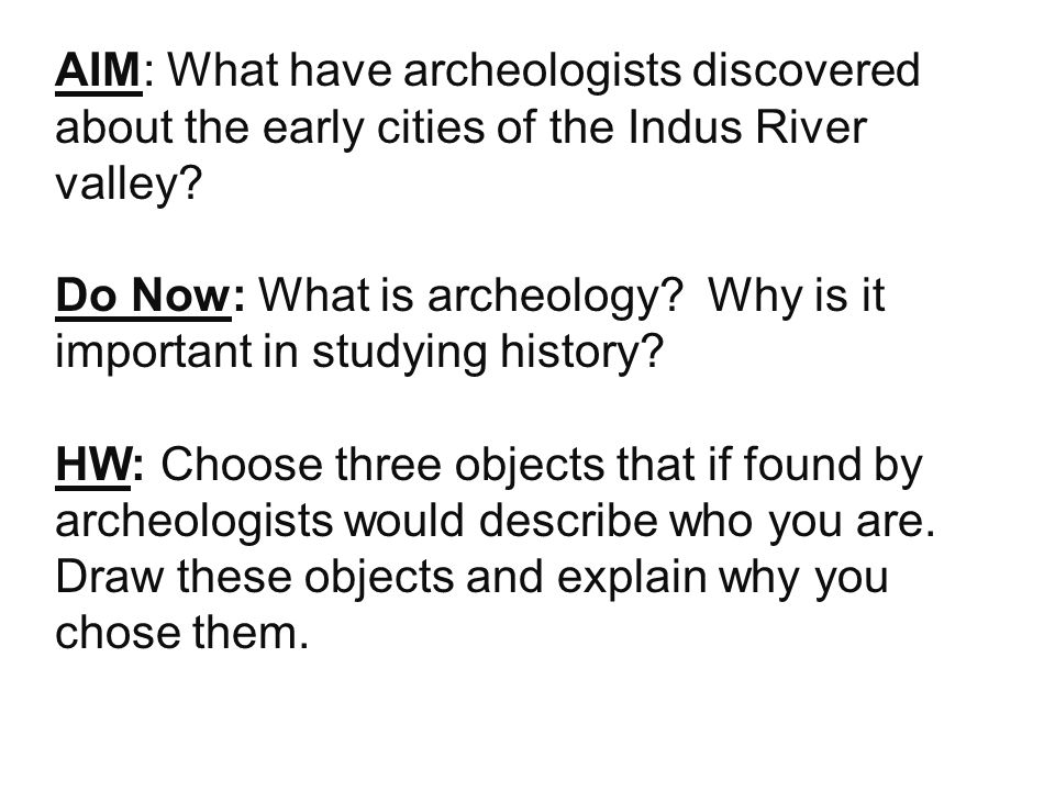why are archaeological sites important Archaeology is the study of past people and place archaeologists use site excavations and artifact analysis to learn about human history and prehistory.
