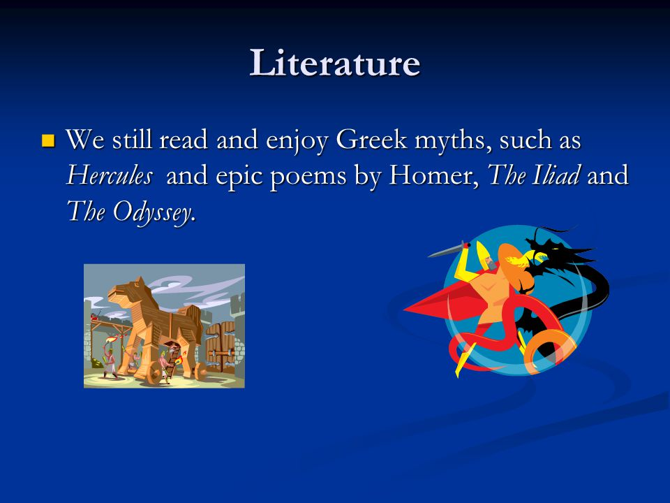15 Poems to Teach with Homer's Odyssey