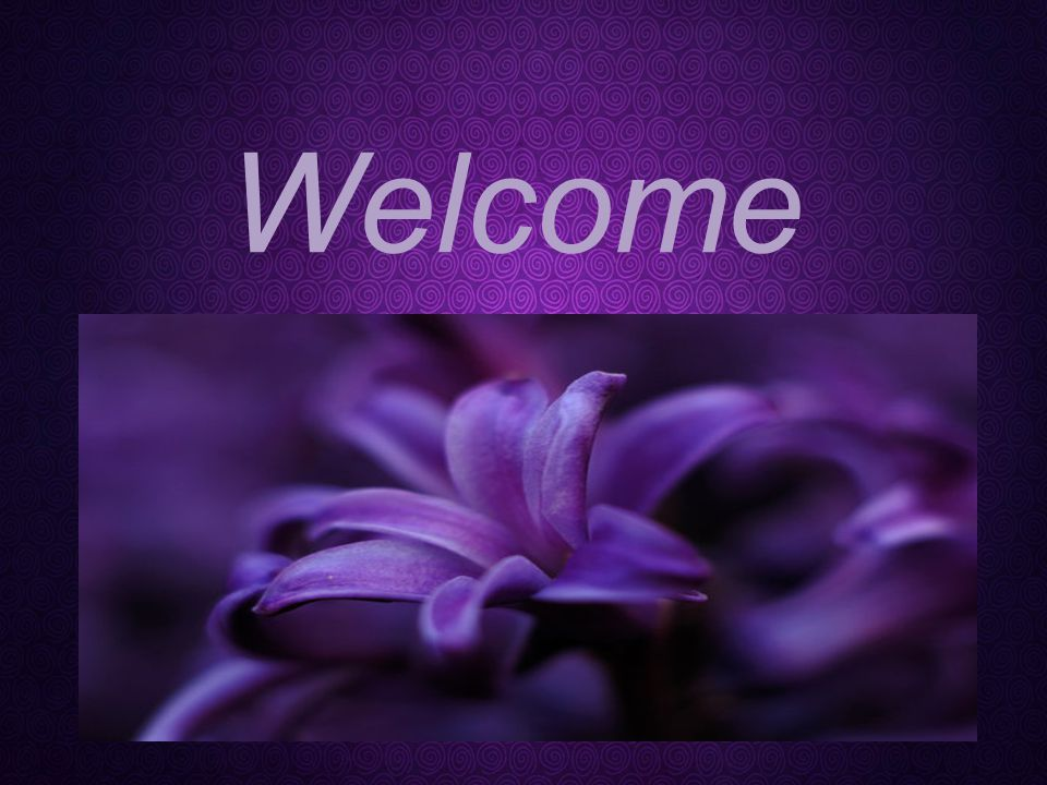 welcome flower images for ppt wallpaper directory