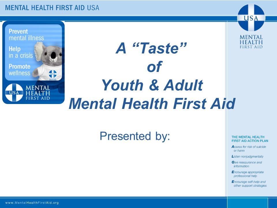 youth mature taste of
