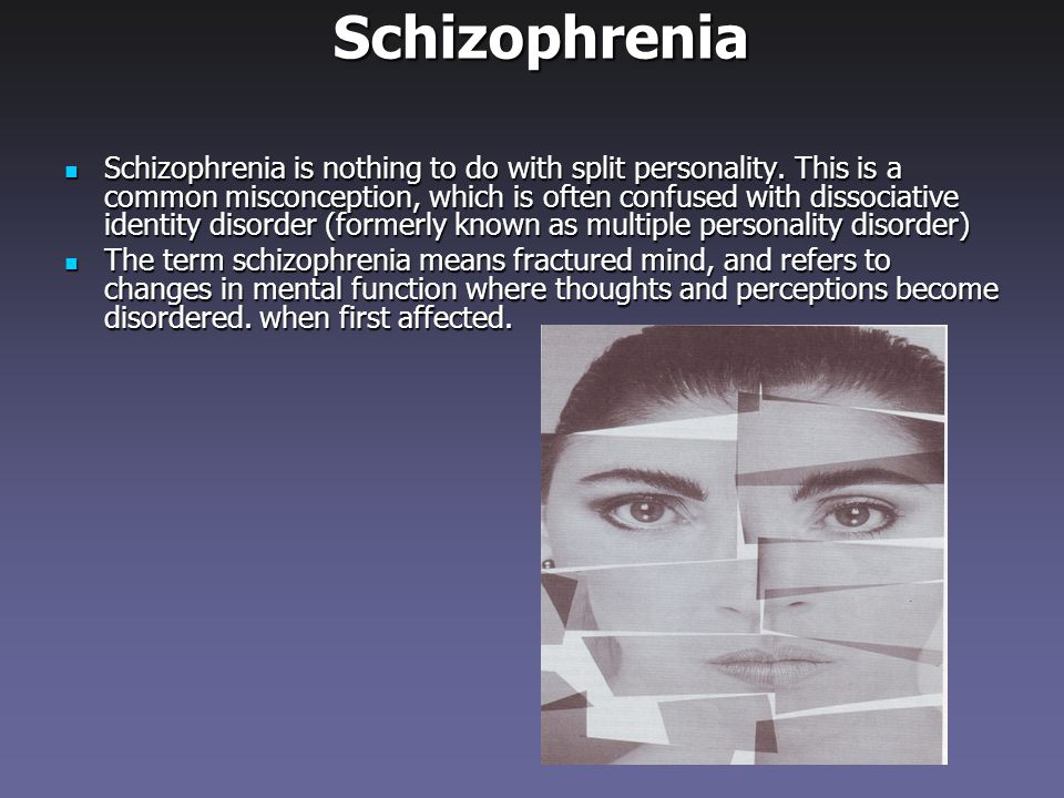 schizophrenia and greek terms The word schizophrenia—which translates roughly as splitting of the mind and comes from the greek roots the term schizophrenia is commonly.