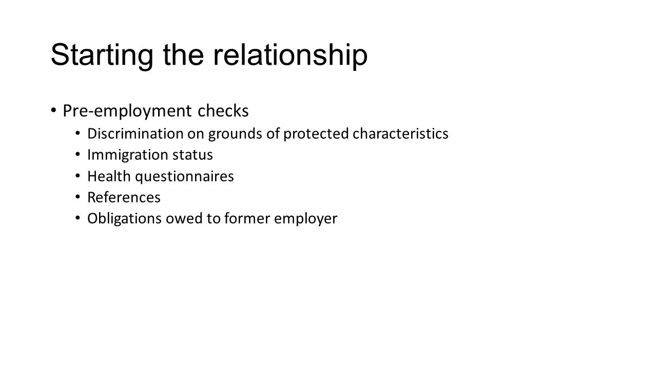 """legal test to determine employer employee relationship The irs 20 factor test is uses  and the type of relationship of the parties"""" to determine the  - employer-employee relationship paper the united."""