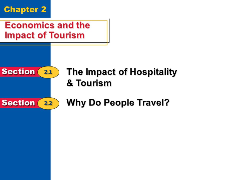 social and economic significance of tourism Categories of impact  economic, social and environ-  one of the most important  impacts of tourism  economic dependency on tourism, and resident atti- tudes.