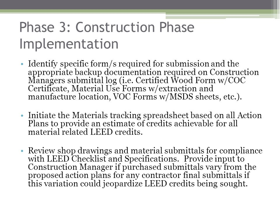 LEED & Building Commissioning - ppt download