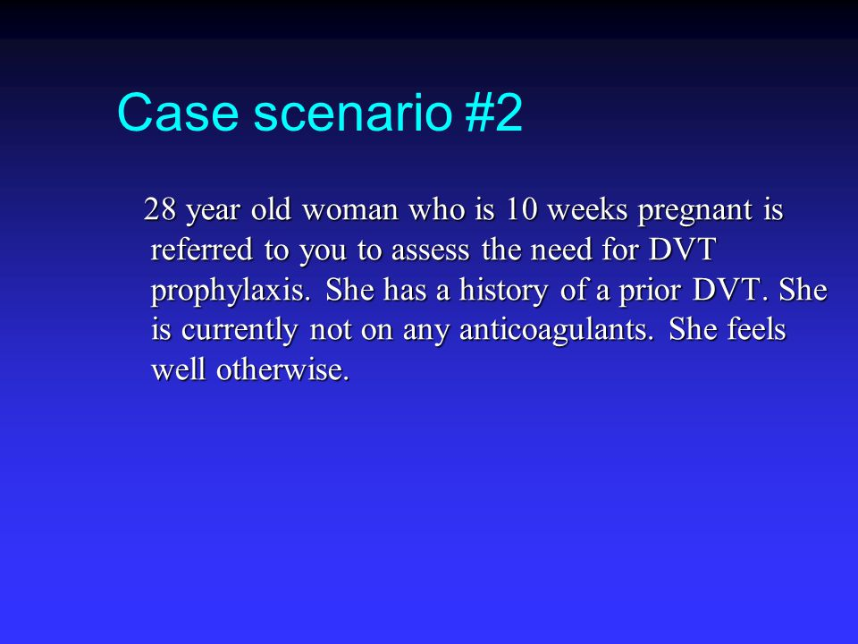 venous thrombosis in pregnancy - ppt video online download, Human Body