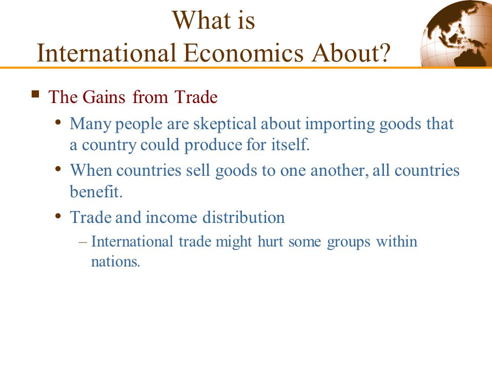 explain the gains from trade and Start studying chapter 3: interdependence and the gains from trade learn vocabulary, terms, and more with flashcards, games, and other study tools.