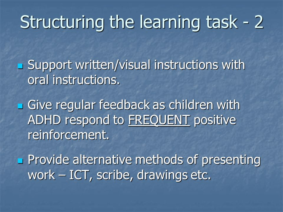 learning task 3 Task three: assessing learningin this task, students will describe an actual classroom select a unit of study, standards, and a lesson and then identify two focus.