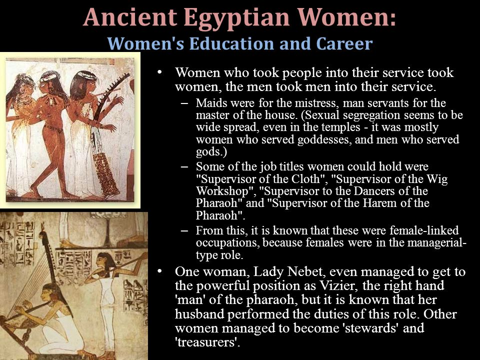 ancient egypt and education Writing and education the egyptians began to form a pictographic written language about 5000 years ago, which they continued to use for more than 3500 years, until about 400 ad.