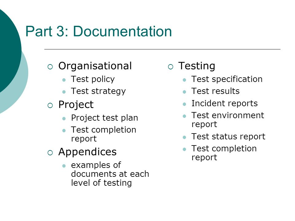 Iso/Iec Software Testing - Ppt Video Online Download