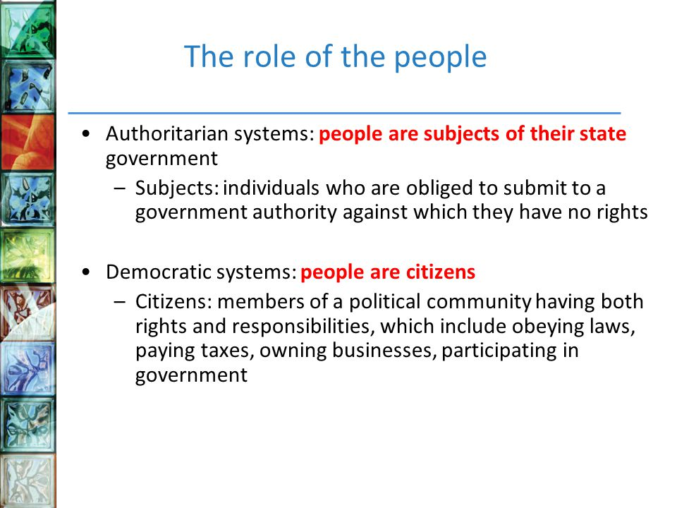 The Role of Citizen Political Participation in Hong Kong and Singapore