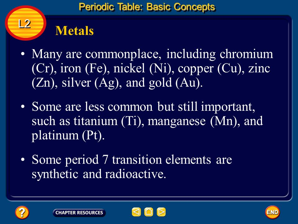 Lesson one periodic table ppt video online download 56 some urtaz