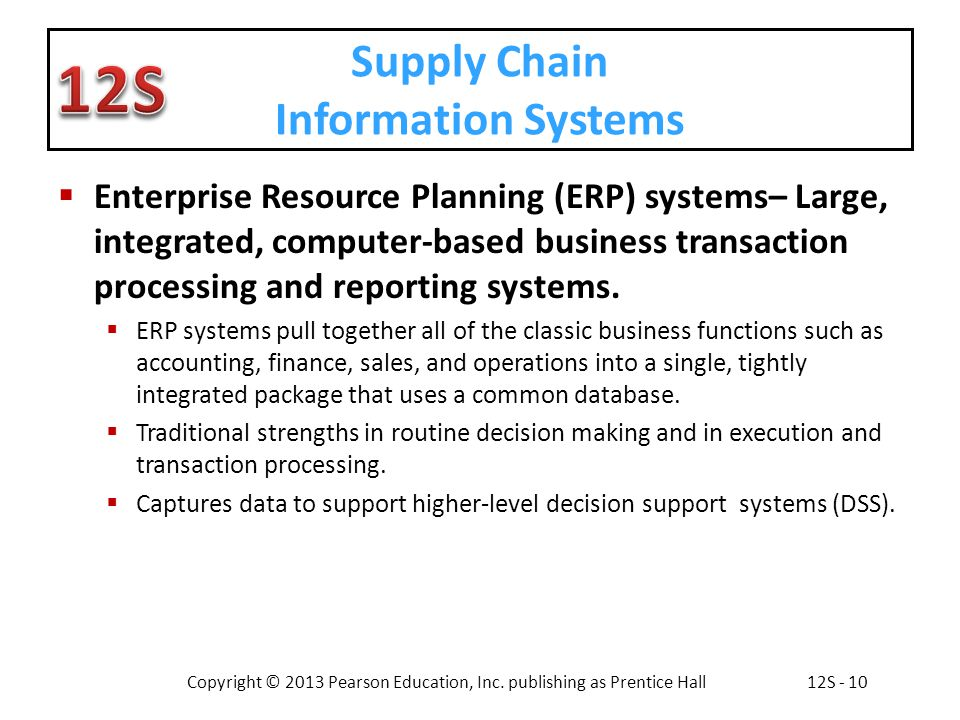 supply chain information systems International journal of information systems and supply chain management (ijisscm): 1935-5726, 1935-5734: business & management journals.