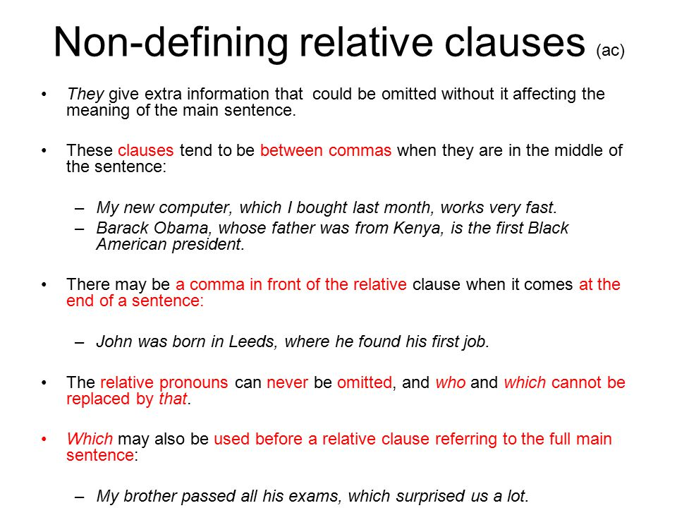 Relative clauses | English Grammar | EF