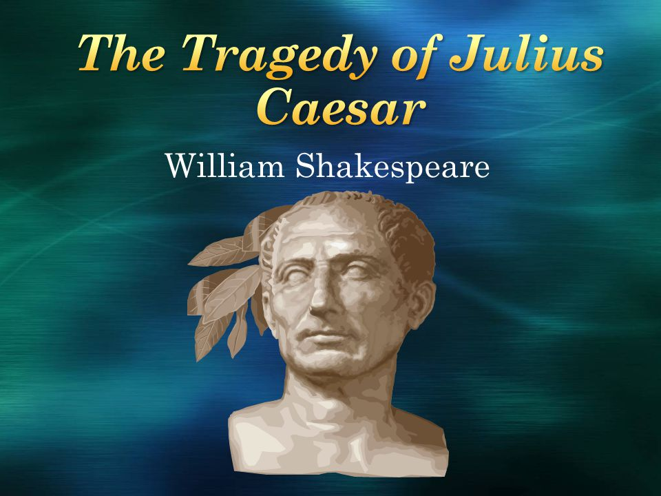 Brutus and antonys speeches as caesars funeral in julius caesar by william shakespeare