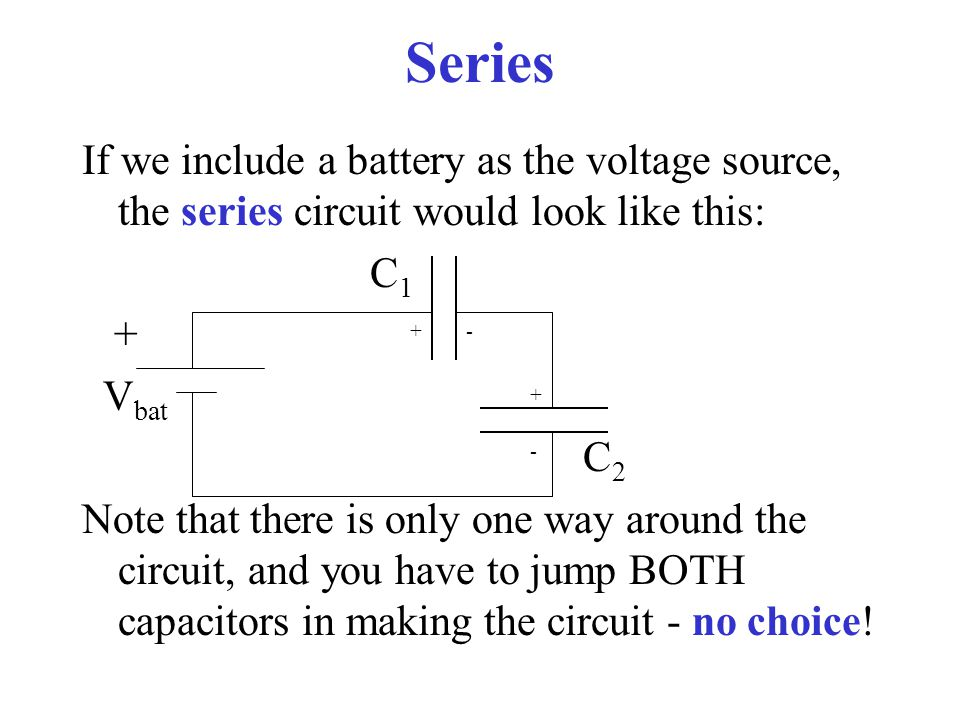 can you hook up 2 amps to 1 capacitor