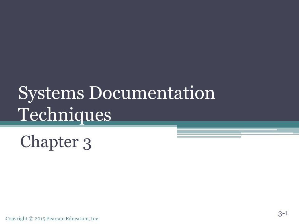 systems documentation techniques essay Instructor solution manual for accounting information systems, 12e download instructor solution manual for accounting information systems, 12e uploaded by.