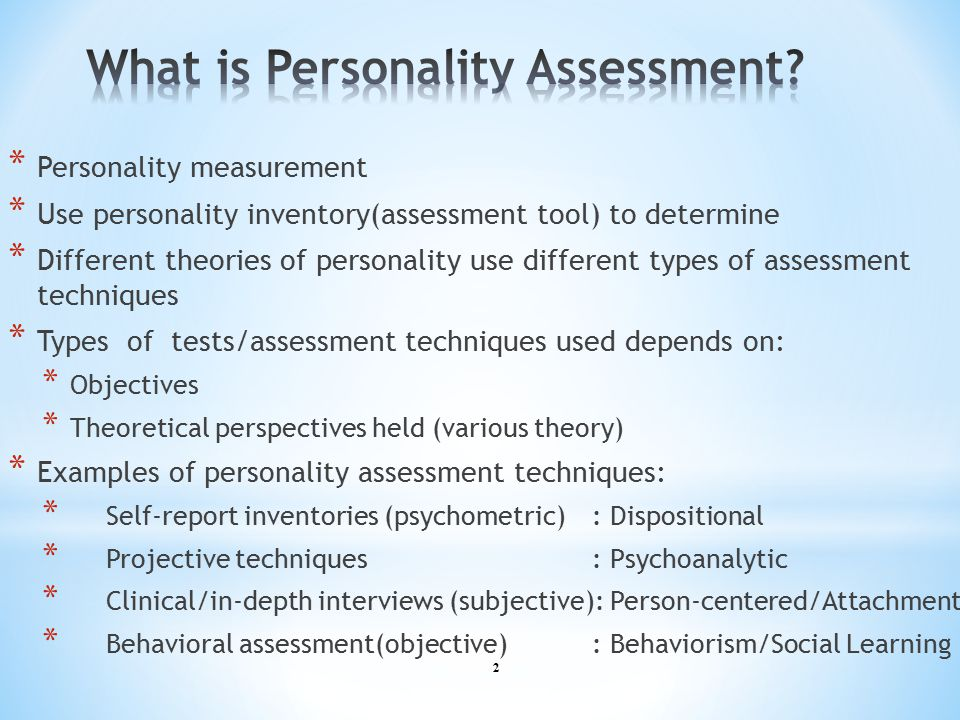 dispostional personality theories essay Compare and contrast the humanistic and psychodynamic and psychodynamic model of counselling theories to create theories on the subject's personality.