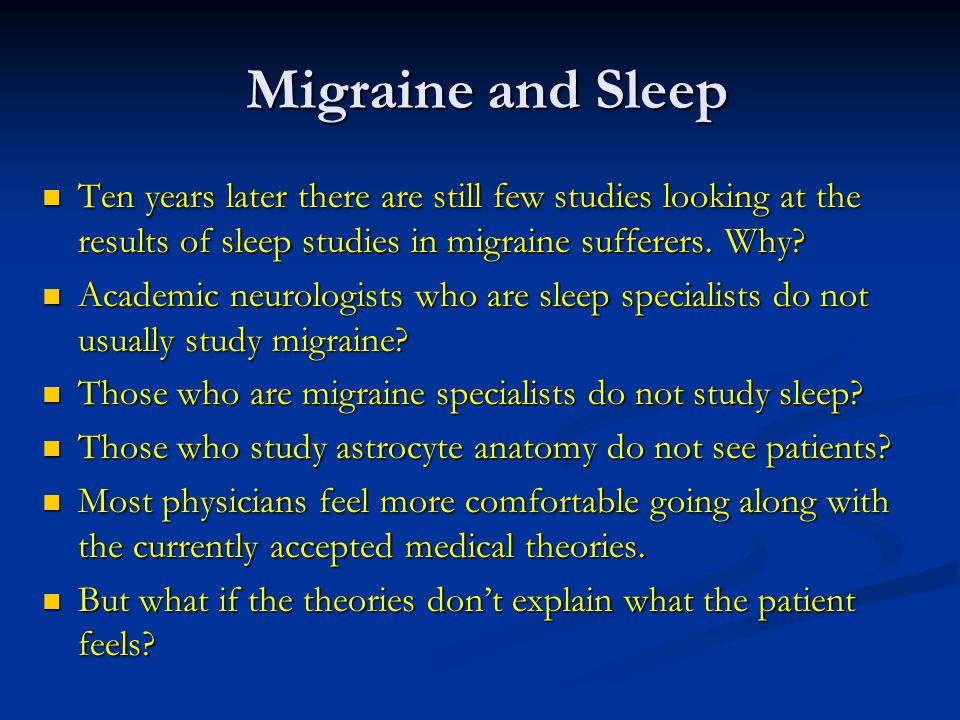 Why Do Humans Have So Many Headaches Ppt Download