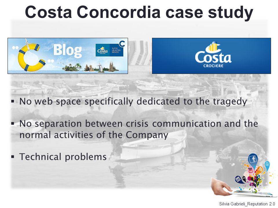 Costa Concordia case study