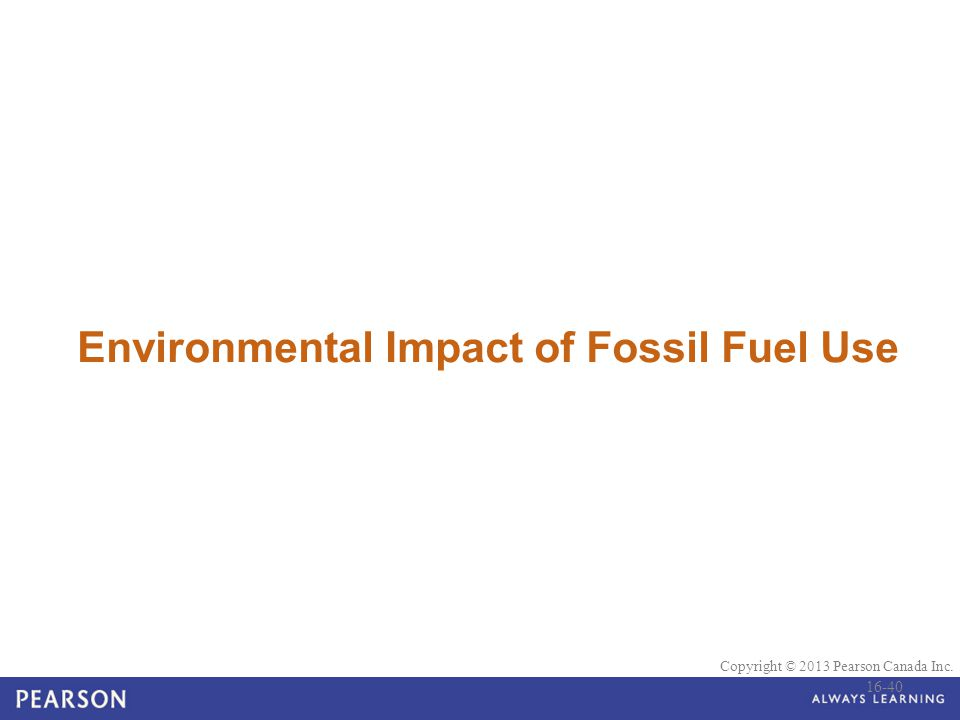environmental impacts of fossil fuel use essay Environmental impact of fossil fuels environmental impacts of fossil fuel use essay - environmental impacts of fossil fuel use one of the main issues involved.