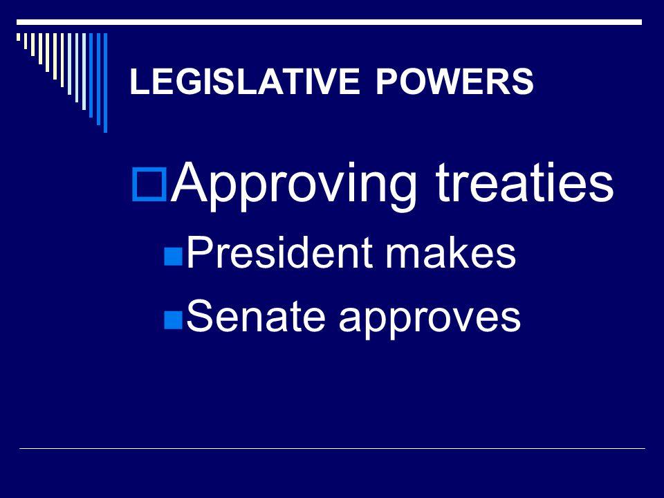 legislative proposal