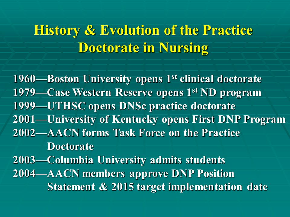 the evolving practice of nursing National council of state boards of nursing systematic review of studies of nursing education outcomes: an evolving review  nursing practice and.