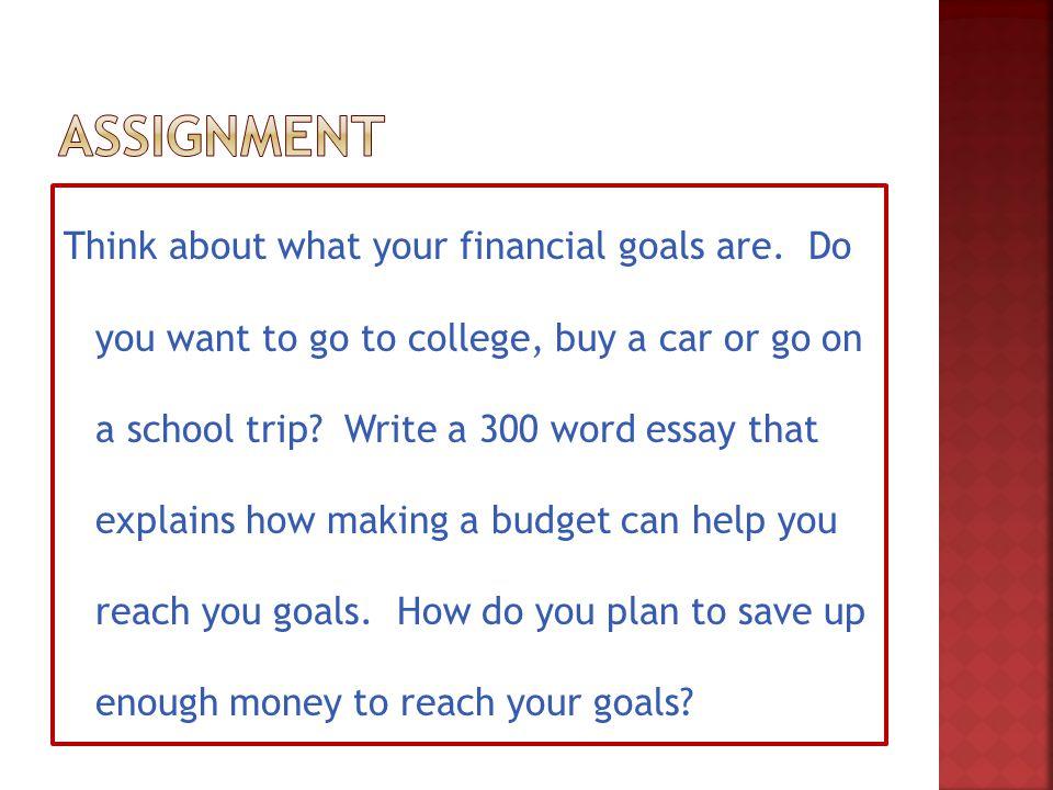 trip essay examples