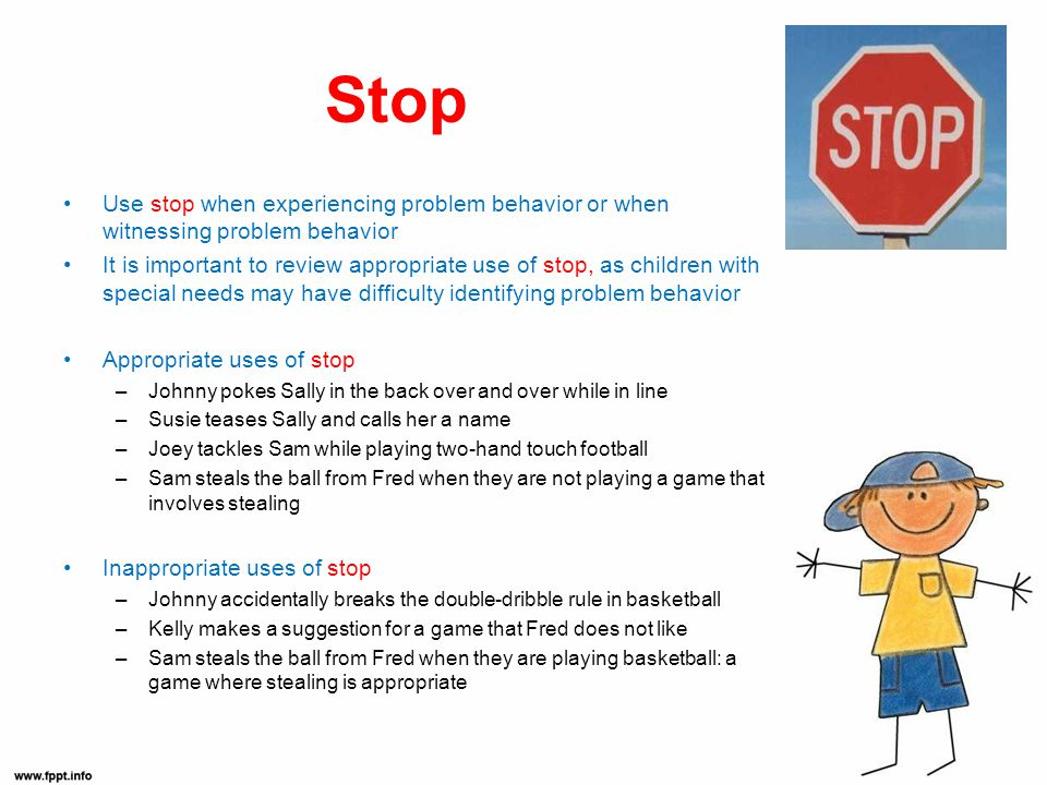 how to stop stealing behavior